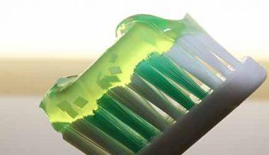 Diş Macunları Tehlike Saçıyor