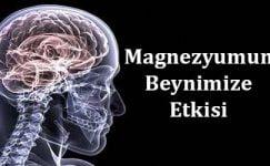 Magnezyumun Beynimize Etkisi