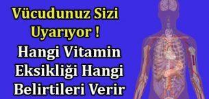 Vitamin Eksikliği Nedir, Hangi Vitamin Eksikliği Hangi Belirtileri Verir?